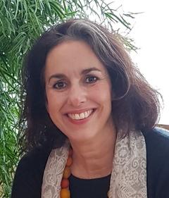 Portrait Dr. Muna El-Giamal