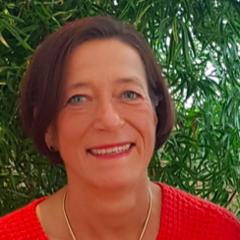 Portrait Petra Bacherl