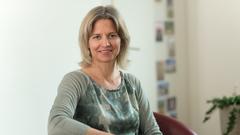 Portrait Anja Sauser